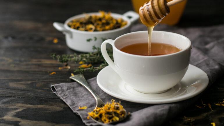 Ароматний чай та сауна
